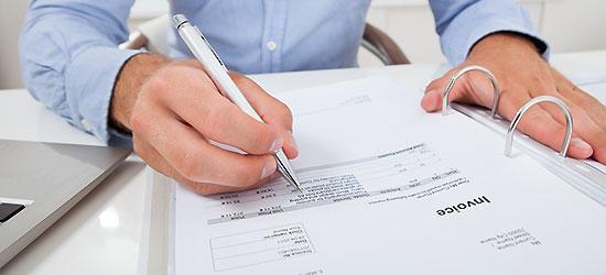 Fehlerhafte Rechnungen Nervt Der Steuerberater Zu Recht