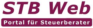 Logo: STB Web - Portal für Steuerberater